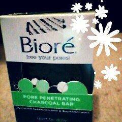 Bioré Pore Penetrating Charcoal Bar uploaded by Claudia M.