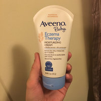Aveeno Baby Eczema Therapy Moisturizing Cream uploaded by Samantha P.