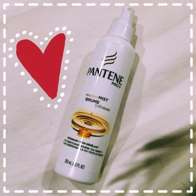 Pantene Pro-V Moisture Mist Detangler Light Conditioning 8.5 Fl Oz uploaded by Megan G.