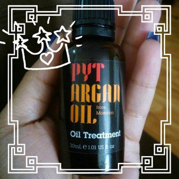 PYT Argan Oil Hair Treatment uploaded by Doris A.