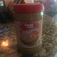 Great Value Peanut Butter Creamy, 40 oz uploaded by Kayla S.