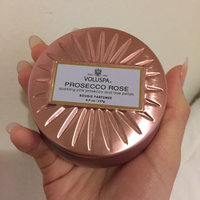 Voluspa - Vermeil Mini Tin Candle - Prosecco Rose uploaded by olivia g.