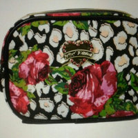 Betsey Johnson Handbags Cheetah Licious Cosmetic Case uploaded by Sarah M.