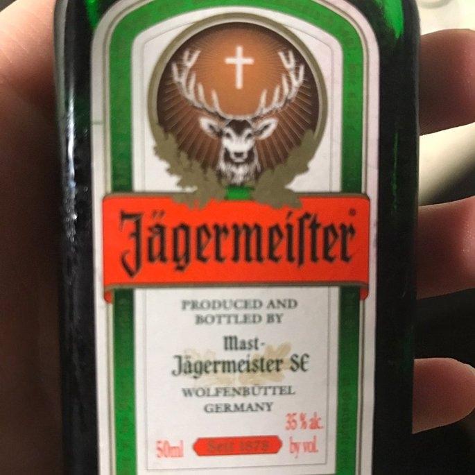 Sidney Frank Importing Inc., Co. Jagermeister German Liqueur 750 ml uploaded by Sarah G.