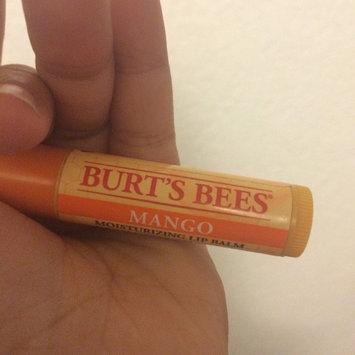Burt's Bees® Mango Lip Balm uploaded by Kc S.