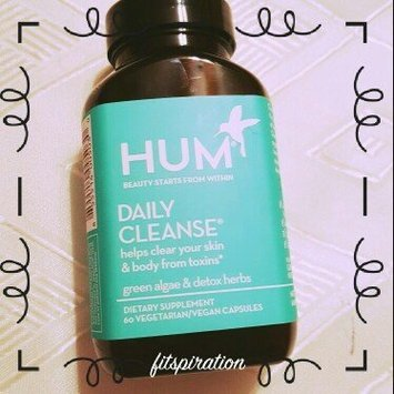 Hum Nutrition Daily Cleanse(TM) 60 Capsules uploaded by Alexsandra J.