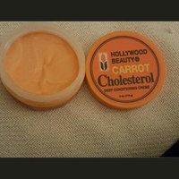 Hollywood Beauty Carrot Cholesterol Deep Conditioning Creme 20oz uploaded by Tiffani M.