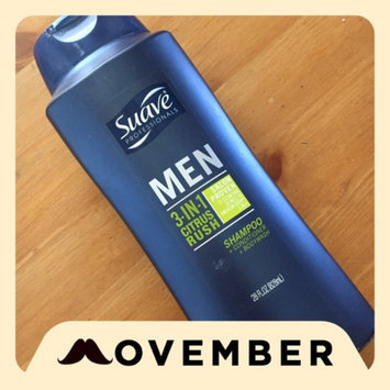 Suave For Men 3-In-1 Citrus Rush Bodywash uploaded by Kerri R.
