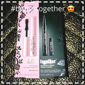 Too Faced x Kat Von D Better Together Bestselling Mascara & Liner Duo uploaded by Allison B.