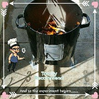 Kingsford Charcoal Water Smoker uploaded by Cindy C.