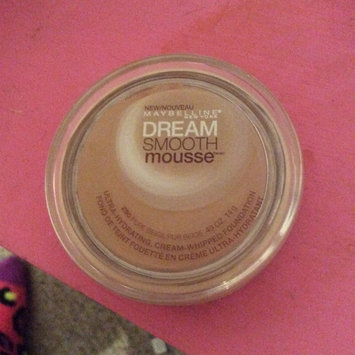 Maybelline Dream Smooth Mousse Foundation uploaded by Kayley W.