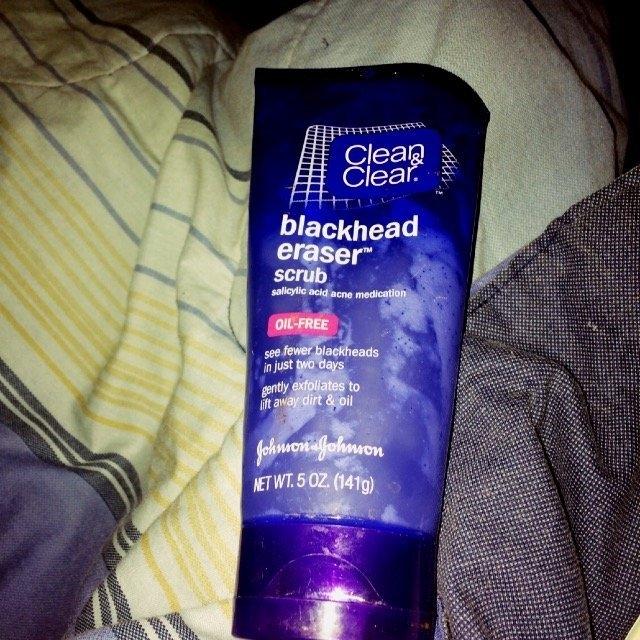 Clean & Clear Blackhead Eraser uploaded by Ronnie H.