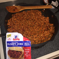 McCormick® Sweet & Smoky Sloppy Joes Skillet Sauce uploaded by Trisha W.