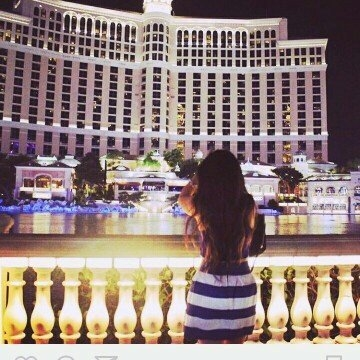The Bellagio Hotel Las Vegas uploaded by Dayana D.
