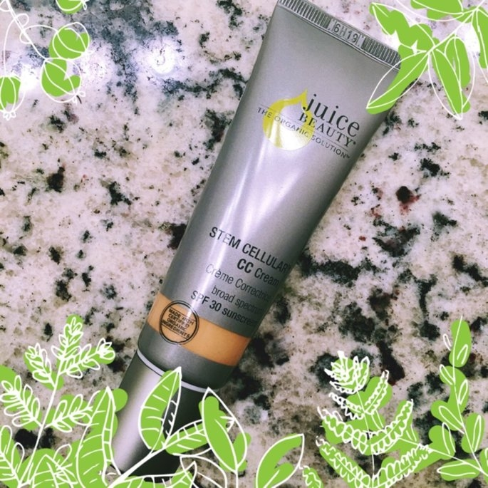 Juice Beauty Stem Cellular Repair CC Cream uploaded by Jenny L.