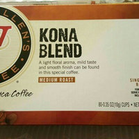 Victor Allens Coffee & Espresso Kona Coffee (80 Single Serve Cups per Case) FG013928 uploaded by Amanda K.