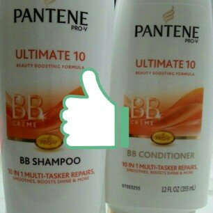 Photo of Pantene Pro-V Ultimate 10 Shampoo uploaded by Jackie O.
