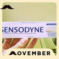 Photo of Sensodyne Repair & Protect Toothpaste uploaded by Yesena R.