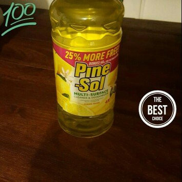 PineSol Pine Sol Lemon Fresh Cleaner 175oz uploaded by Christina R.