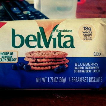 belVita Breakfast Biscuits 5 Pack Blueberry Breakfast Biscuits uploaded by Kimberly H.
