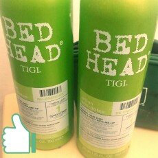TIGI Bed Head Urban Anti+dotes Re-Energize Shampoo uploaded by Cara S.