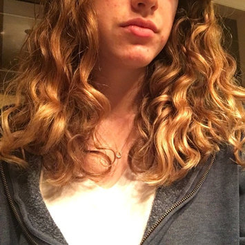 Photo of DevaCurl Frizz-Free Volumizing Foam, Lightweight Body Booster uploaded by Maeve G.