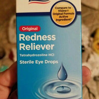 Equate Original Redness Reliever Eye Drops 1 Fl Oz Compare to Visine uploaded by Brooklyn D.