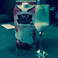 So Delicious Coconut Milk Dairy Free Original uploaded by Ana-Hec S.