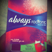 Always Radiant Wipes-To-Go uploaded by Kamilah S.