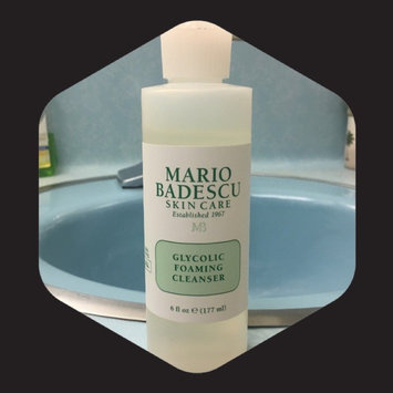 Photo of Mario Badescu Glycolic Foaming Cleanser uploaded by kimberley l.