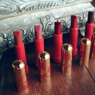 Photo of Besame Cosmetics Mini Lipstick Set uploaded by And G.