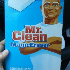 Photo of Mr. Clean Magic Eraser Original uploaded by Crystal C.