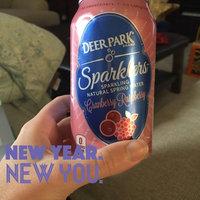 Deer Park Sparkling Natural Spring Water Cranberry .5L Single & 6 Pk Plastic Bottles uploaded by Ashley M.