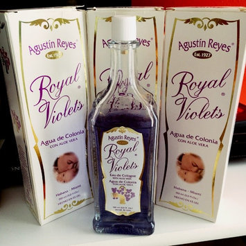 Photo of Gifts by Lulee/Baby Agustin Reyes Products Agua de violetas Original,''Eau de Cologne'' uploaded by Lauren H.