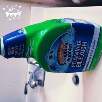Photo of Scrubbing Bubbles Foaming Bathroom Cleaner with Bleach uploaded by MAYE J.