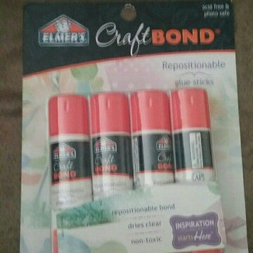 Photo of Elmers-X-Acto 484293 Elmers Repositionable Glue Sticks 4-Pkg.21 Ounces Each uploaded by Kimberly H.