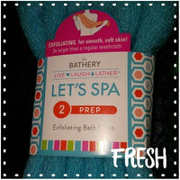 The Bathery Unscented Exfoliating Gentle Bath Cloth uploaded by Alicia H.