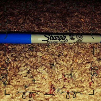 Photo of Sharpie Ultra Fine Point Permanent Markers - 12ct uploaded by Megan W.