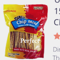 United Pet Group - Ca 156408 Dingo Chip Mix Chicken 16 Oz. uploaded by Camila P.