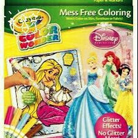 Crayola Color Wonder Markers and Paper-Princess uploaded by Ashley M.