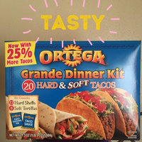 Ortega Hard & Soft Taco Grande Dinner Kit uploaded by Alexis P.