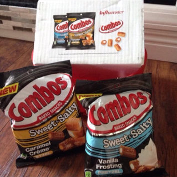 Photo of COMBOS® Sweet & Salty Caramel Crème Pretzel uploaded by Kristine s.