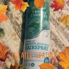 Herbal Essences Set Me Up Hairspray uploaded by Alexanderia D.