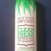 Not Your Mother's Clean Freak Unscented Dry Shampoo uploaded by Veronica V.