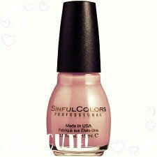 Sinful Colors Nail Polish Why Not (Pack of 3) uploaded by Gabriela S.