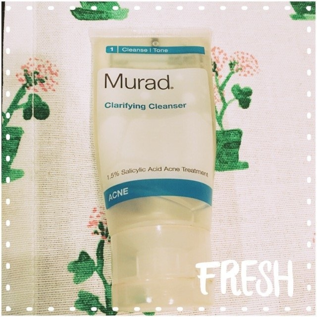 Murad Clarifying Cleanser uploaded by Janelle L.