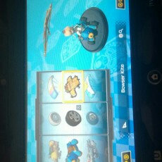 Photo of Mario Kart 8 (Nintendo Wii U) uploaded by Larissa S.