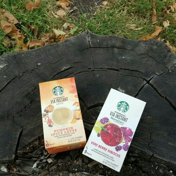 Starbucks VIA Refreshers Very Berry Hibiscus uploaded by M P.