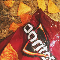 Doritos® Spicy Nacho  Flavored Tortilla Chips uploaded by Laura E.
