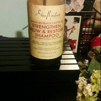 SheaMoisture Jamaican Black Castor Oil Strengthen & Grow Shampoo uploaded by Marsha S.
